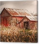 America's Small Farm Canvas Print
