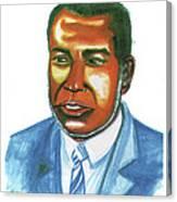 Amilcar Cabral Lopes Canvas Print