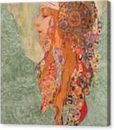Amira Canvas Print
