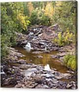 Amity Creek Autumn 2 Canvas Print