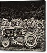 An American Farmer Canvas Print