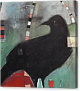 Ancestral Visit Canvas Print