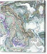 Ancient Cut Stone I Canvas Print