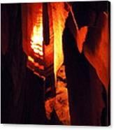 Ancient Old Grotte Magdaleine Canvas Print