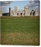 Ancient Stones Canvas Print