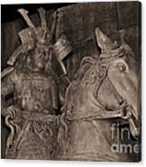 Ancient Warrior Canvas Print