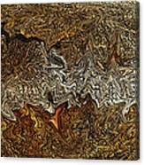 Ancient Wood Canvas Print