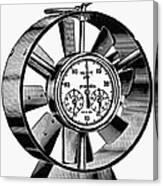 Anemometer, 20th Century Canvas Print
