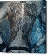 Angel Nude  Canvas Print
