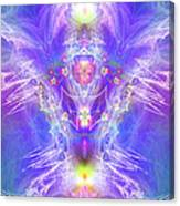 Angel Of Ascension Canvas Print