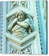 Angel Of Florence Canvas Print