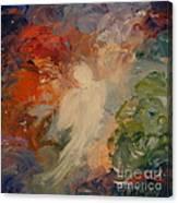 Angel Visions 2 Canvas Print