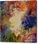 Angel Visions 8 Canvas Print