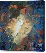 Angel Visions 9 Canvas Print