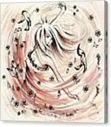 Angels Dance Canvas Print