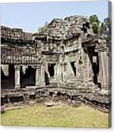 Angkor Archaeological Park Canvas Print