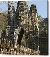 Angkor Archaeological Park II Canvas Print