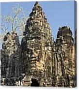 Angkor Thom II Canvas Print