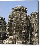 Angkor Thom IIi Canvas Print