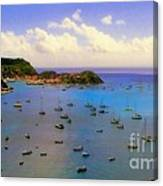 Anguilla's Softness Canvas Print