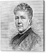 Anna Ottendorfer Canvas Print