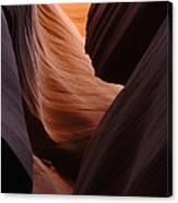 Antelope Canyon Natural Beauty Canvas Print