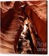 Antelope Slot Canyon Canvas Print
