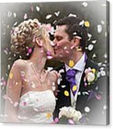 Anthony And Claire Canvas Print