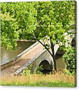 Antietam's Burnside Bridge Canvas Print