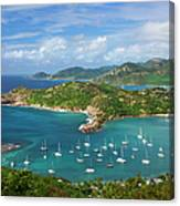 Antigua Canvas Print