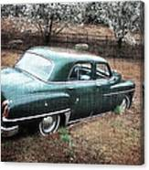Antique Dodge  Canvas Print