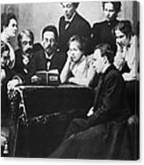 Anton Chekhov (1860-1904) Canvas Print