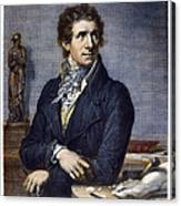 Antonio Canova (1757-1822) Canvas Print