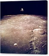 Apollo 12 Lunar Lander Canvas Print