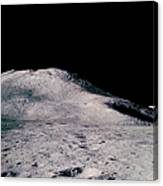 Apollo 15 Lunar Landscape Canvas Print