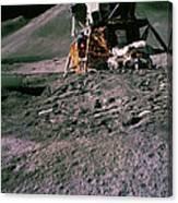 Apollo 15 Lunar Module Canvas Print