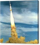 Apollo Mission Test Canvas Print