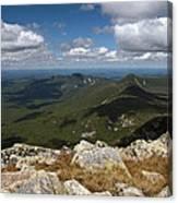Appalachian Trail View Canvas Print