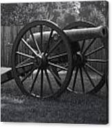 Appomattox Cannon Canvas Print
