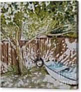 Apricot Jam Canvas Print