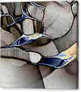 Aquarell Klar Canvas Print