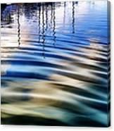 Aquatic Reflections Canvas Print