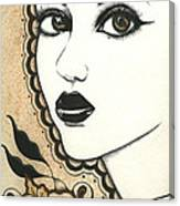Arabel Canvas Print