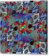 Arboretum Colorful Canvas Print