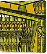 Architectural 122 Canvas Print
