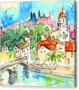 Arcos De Valdevez In Portugal 01 Canvas Print