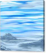 Arctic Melody Canvas Print
