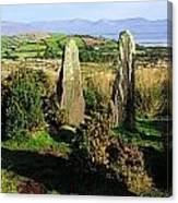 Ardgroom, Co Cork, Ireland Stone Circle Canvas Print