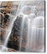 Arethusa Falls - Crawford Notch State Park New Hampshire Usa Canvas Print