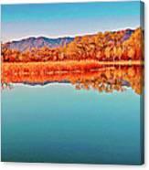 Arizona Dead Horse State Park Canvas Print